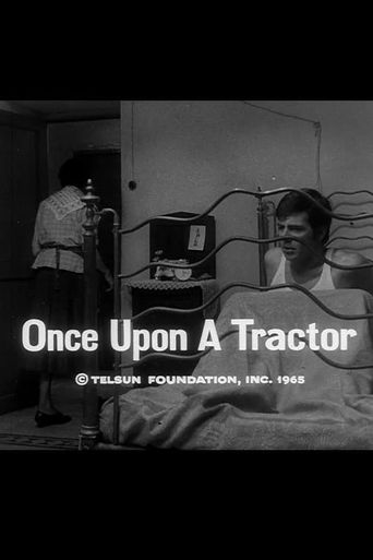 Once Upon a Tractor Poster