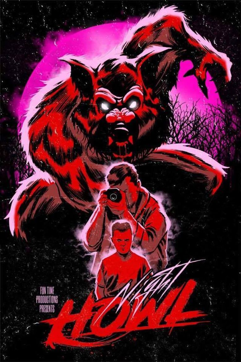 Night Howl Poster