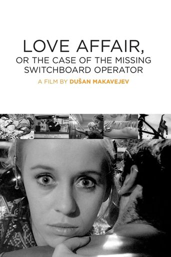 Love Affair, or the Case of the Missing Switchboard Operator Poster