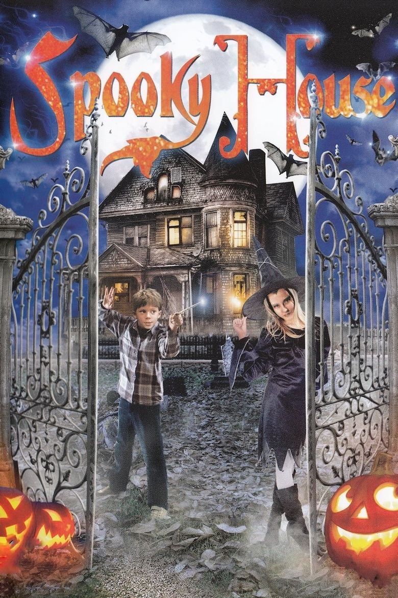 Spooky House Poster