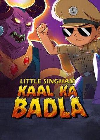 Little Singham: Kaal Ka Badla Poster