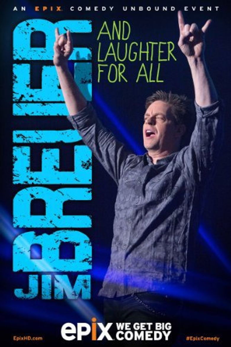 Jim Breuer: And Laughter for All Poster