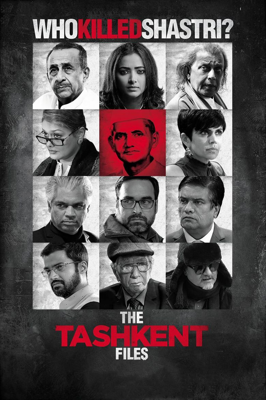 The Tashkent Files Poster
