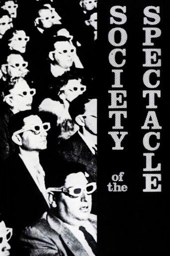 La Société du spectacle Poster