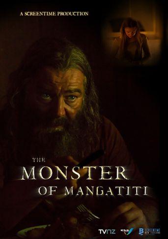 The Monster of Mangatiti Poster