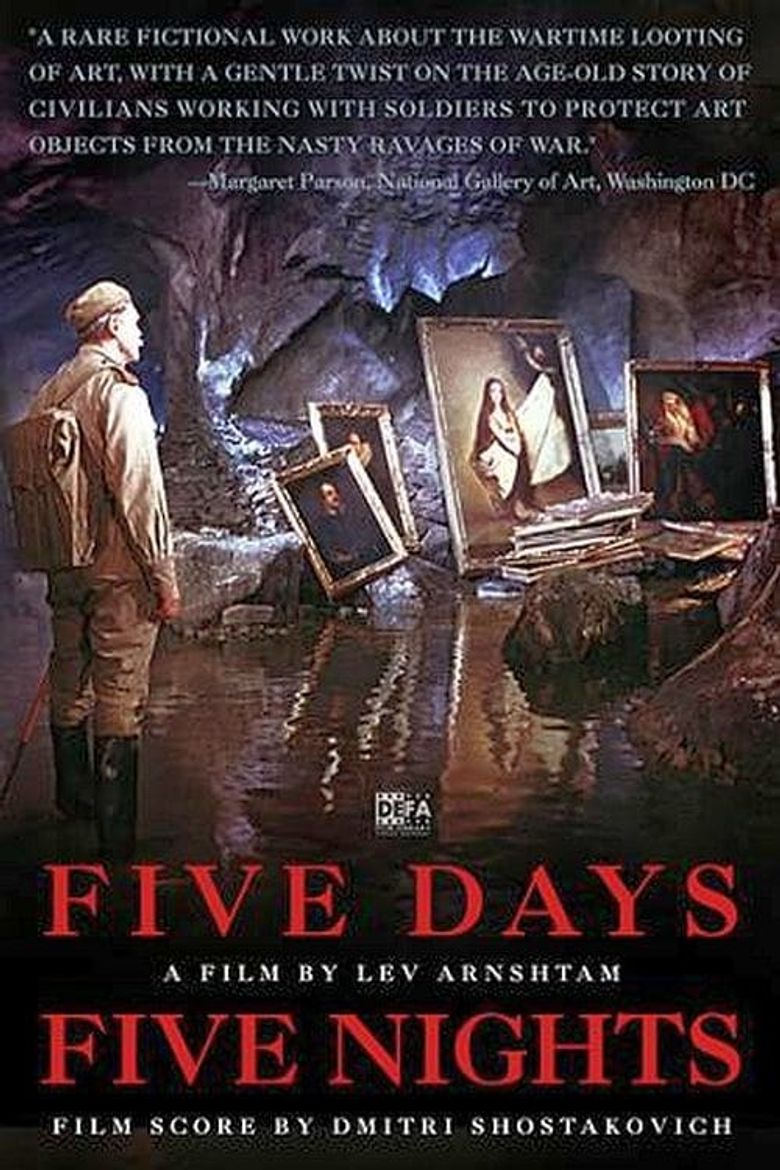 Five Days, Five Nights Poster