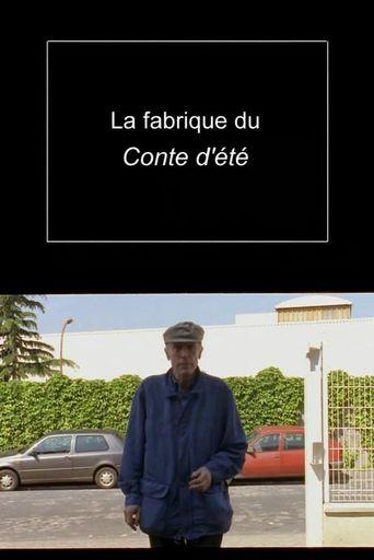 La fabrique du Conte d'ete Poster