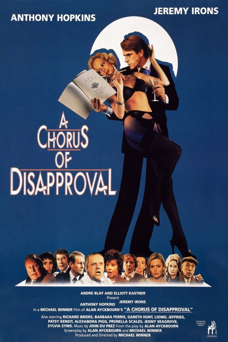 A Chorus of Disapproval Poster