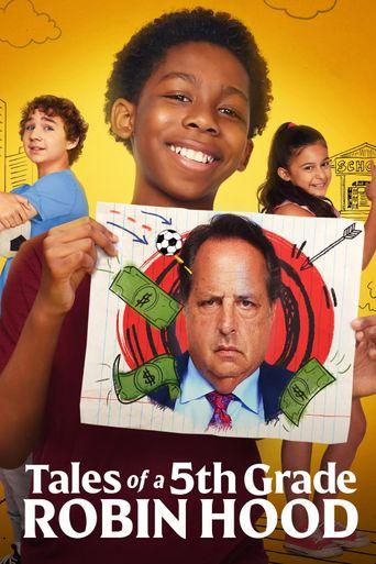 Tales of a Fifth Grade Robin Hood Poster