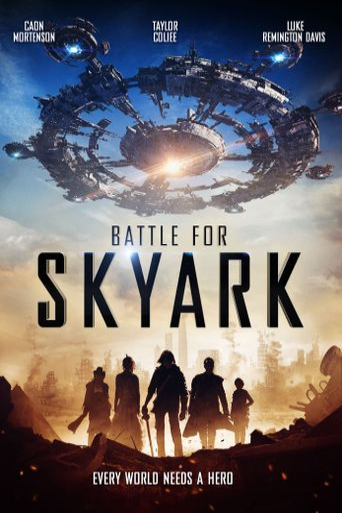 Battle For SkyArk Poster