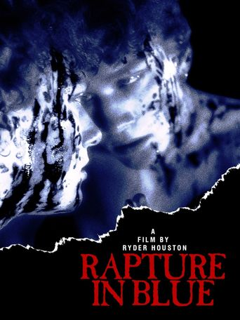 Rapture in Blue Poster