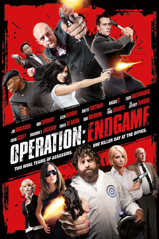 Operation: Endgame Poster