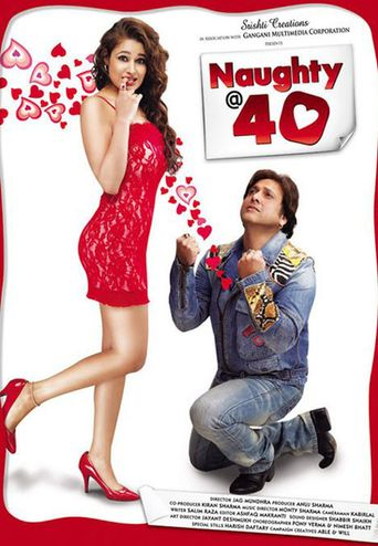Naughty @ 40 Poster