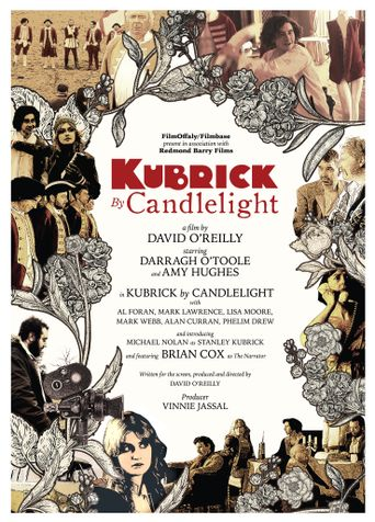 Kubrick by Candlelight Poster