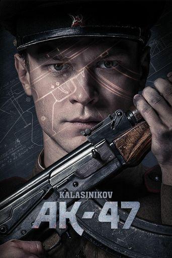 Kalashnikov AK-47 Poster