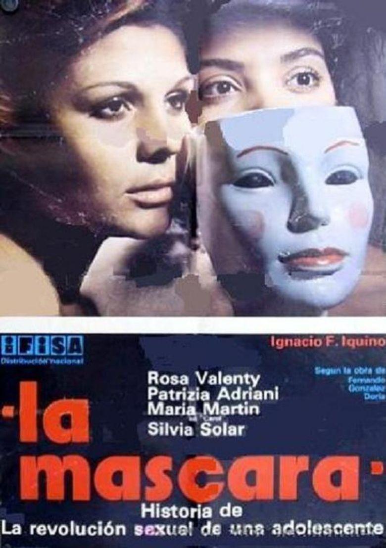 La máscara Poster