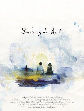 Sombras De Azul Poster