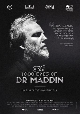 The 1000 Eyes of Dr Maddin Poster