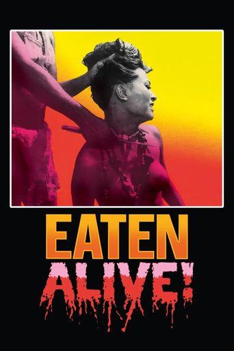 Eaten Alive! Poster
