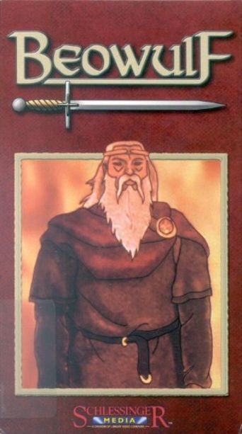 Animated Epics: Beowulf Poster