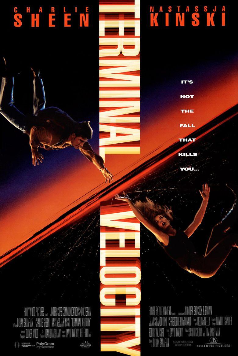 Terminal Velocity Poster