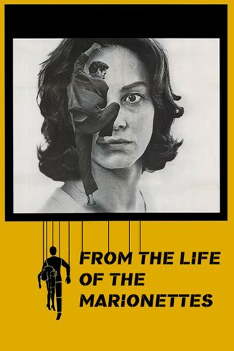 From the Life of the Marionettes Poster