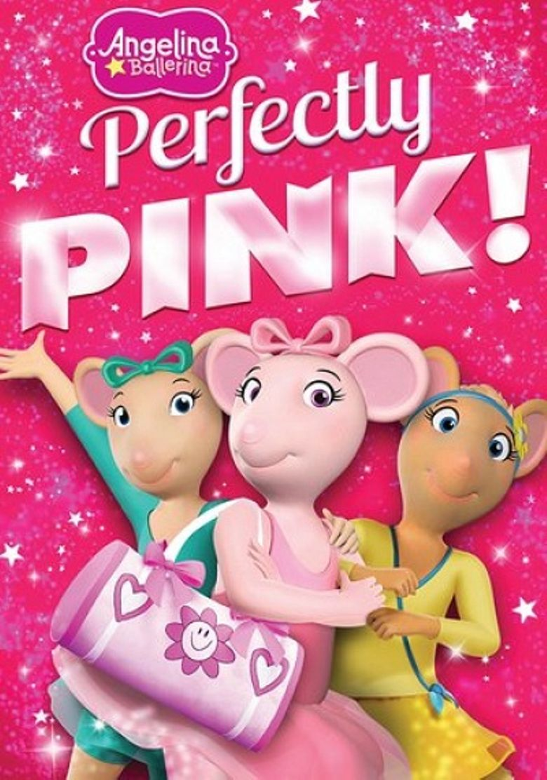 Angelina Ballerina: Perfectly Pink Poster