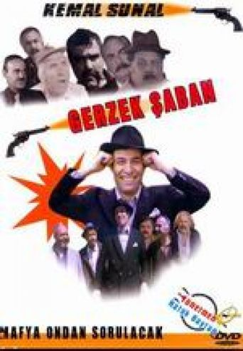 Gerzek Şaban Poster