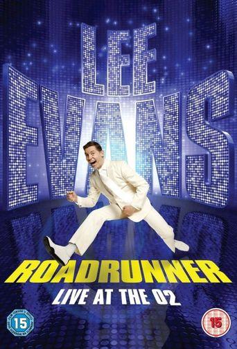 Lee Evans: Roadrunner Poster