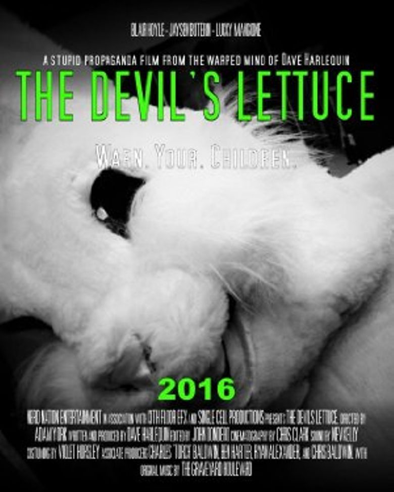 The Devil's Lettuce Poster