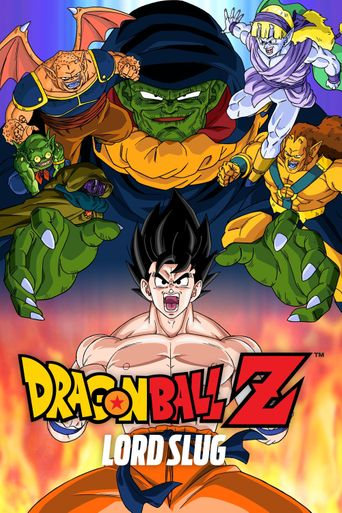 Dragon Ball Z: Lord Slug Poster