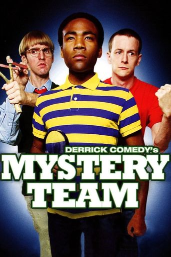 Watch Mystery Team