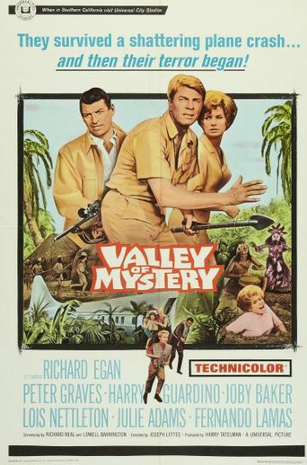 Valley of Mystery Poster