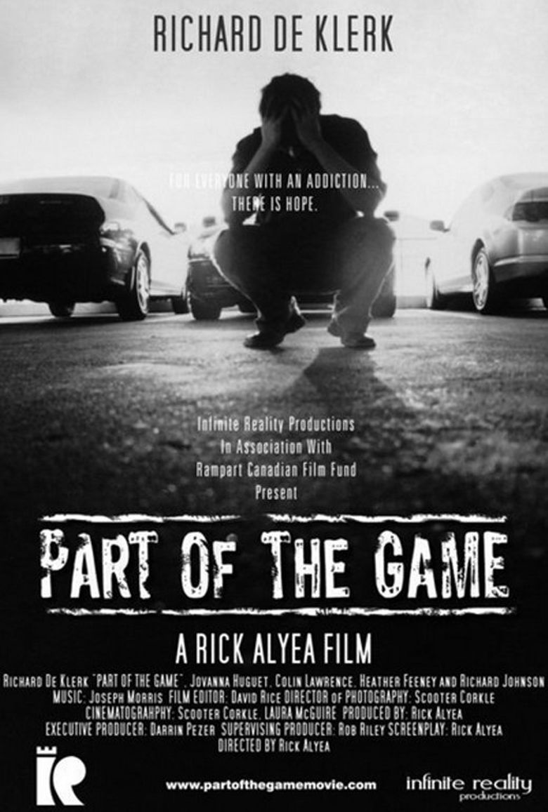 Part of the Game Poster
