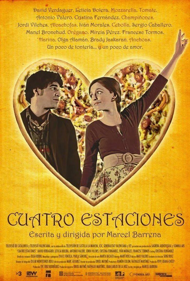 Cuatro estaciones Poster
