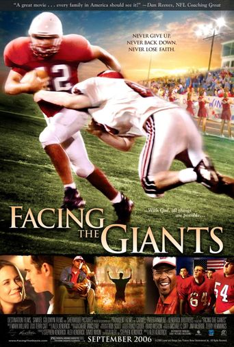 Facing the Giants Poster