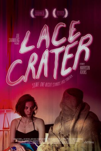 Lace Crater Poster