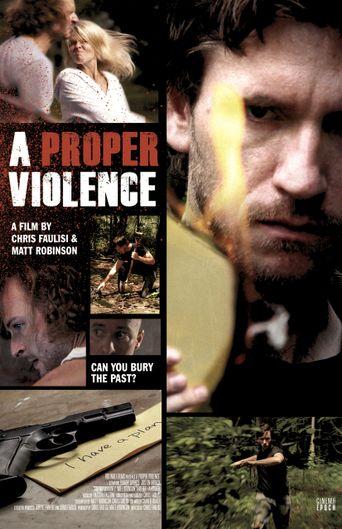 A Proper Violence Poster