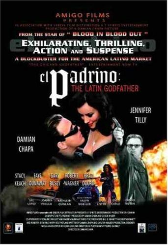 El padrino: The Latin Godfather Poster