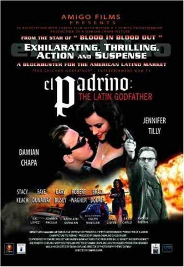 El padrino: The Latin Godfather Poster