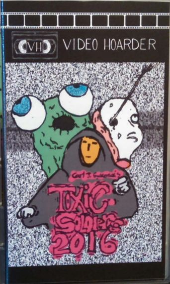 Toxic Soldiers Poster