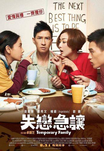 Temporary Family Poster