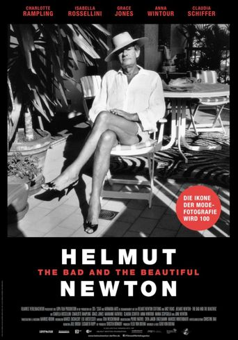 Helmut Newton: The Bad and the Beautiful Poster