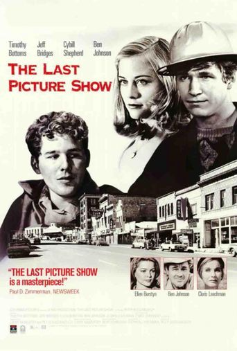 The Last Picture Show: A Look Back Poster
