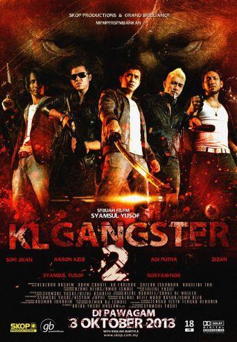 KL Gangster 2 Poster