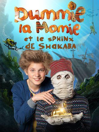 Dummie de Mummie en de Sfinx van Shakaba Poster