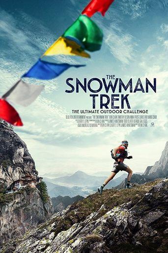Bhutan: The Snowman's Trek Poster