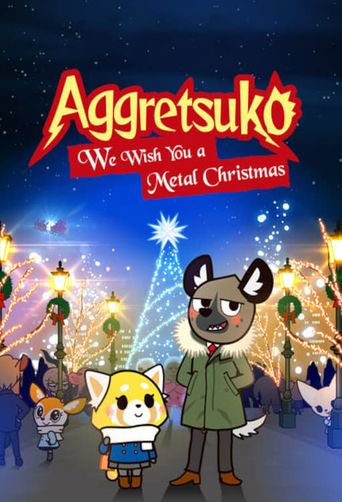 We Wish You a Metal Christmas Poster
