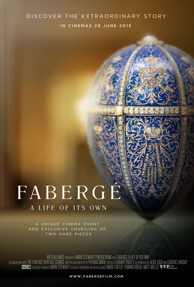 Faberge: A Life of Its Own Poster