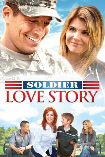 A Soldier's Love Story Poster